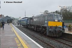 076 at Mallow, 10/4/16 (hurricanemk1c) Tags: irish train gm rail railway trains mallow railways irishrail generalmotors 2016 emd 071 076 iarnród éireann rpsi irrs iarnródéireann railwaypreservationsocietyofireland twodaytour irishrailwayrecordsociety 40yearrailtour 70yeartour 1010traleewaterford