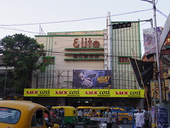 Elite Cinema Hall[2016] (gang_m) Tags: 映画館 cinema theatre インド india india2016 kolkata calcutta コルカタ カルカッタ