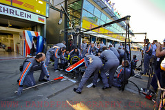 2016 Australian Grand Prix. Pit Lane (Dom Puglisi) Tags: mercedes williams f1 mclaren sauber haas formula1 pitlane pirelli redbullracing melbournegrandprix scuderiaferrari australiangrandprix torrorosso forceindia renaultracing manorracing