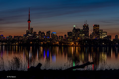 Toronto skyline with silhouetted log of Leslie Street Spit in foreground (Phil Marion) Tags: travel wedding boy vacation people woman hot sexy ass beach girl beautiful beauty sex canon naked nude nipples slim boobs nu candid dick young hijab nackt explore teen tranny xxx chubby plump  burqa nudo desnudo  nubile telanjang schlampe    5photosaday explored  thn nijab    kha    malibog    philmarion         saloupe
