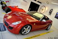 Ferrari 599 SA Aperta - Galleria Ferrari - Maranello 2015 (Ferrari-live / Franck@F-L) Tags: ferrari sa galleria maranello aperta 2015 599