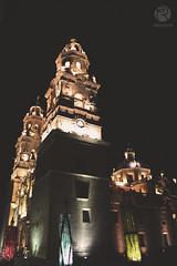 Sin fronteras (Rulo de la Mora) Tags: church mxico architecture de la arquitectura heaven morelia exterior cathedral border catedral style cielo outer michoacn baroque ral mora barroco bustos rulodelamora