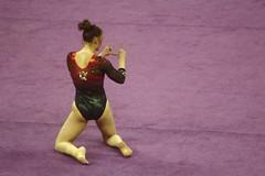 Baely Rowe - Utah (Susaluda) Tags: sports utah cal ucla gymnast gymnastics osu bruins championships beavers utes pac12