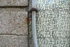 (Mi Mitrika) Tags: porto parede azulejos riscos traos