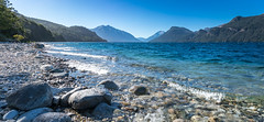 Rocky Beach Pano (digital-dreams) Tags: panorama argentina johnchandler villatraful sonyalpha patagonias 5stitchedimages johnsdigitaldreamscom sel35f28z fe35f28za sonya7rm2 ilce7rm2 lovelrp