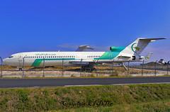 Boeing 727-294 5T-CLP Mauitania Air Force (EI-DTG) Tags: boeing derelict perpignan planespotting b727 boeing727 pgf aircraftspotting perpignanairport mauritaniaairforce 5tclp ttailboeing 14mar2016