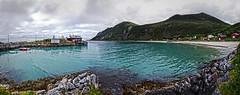Krakeslottet Senja 4e 3p explored (Bilderschreiber) Tags: sea beach norway strand bay norge meer north norwegen fjord senja bucht krakeslottet