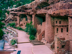 Manitou Springs Cliff Dwellings (_patclancy56) Tags: colorado rockymountains manitousprings cliffdwellings