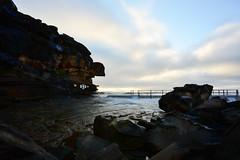 NORTH CURL CURL @ MANLY SYDNEY (dale hartrick) Tags: longexposure seascape beach sunrise landscape manly sydney australia naturalpool curlcurl northcurlcurl
