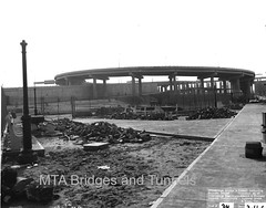 Construction Underway (mtabt_specialarchive) Tags: playground brooklyn construction forthamilton approaches verrazano verrazanonarrows tbta