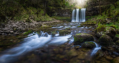 Sgd yr Eira (MatthewColman) Tags: uk longexposure nature water wales landscape waterfall nikon rocks tokina brecon beacons yr eira ystradfellte d7100 1116mm sgd