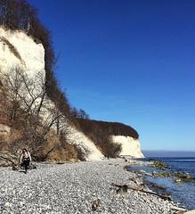 Wissower Klinken (derNubo) Tags: sea people beach sunshine germany coast europe balticsea coastline rgen bluff steilkste mecklenburgvorpommern kreidefelsen chalkcliff cliffline wissowerklinken