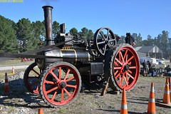 TE_McLaren_1425a_McLeansIsland_09April2016 (nzsteam) Tags: price train island traction engine railway scene steam engines locomotive boiler boilers mcleans sawmilling