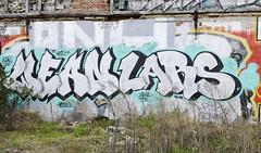 Wean - Lars (Sbastien Casters) Tags: street urban streetart paris france art graffiti lars wean urbanexploration urbain