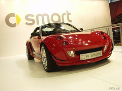 P6024271 (Pn Marek - 583.sk) Tags: 2005 two smart four for brno v6 roadster brabus fortwo biturbo for4 bvv for2 autosaln fotogalria