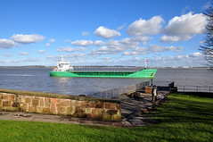 Arklow Raven passing Eastham (A F Photos) Tags: passing raven eastham arklow