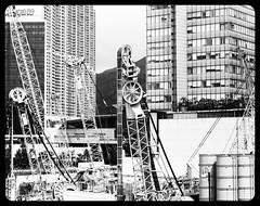 construction (bruno.ferrandis) Tags: hongkong cranes buildingsite grues