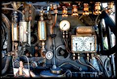 JA 1260 (kmacnz) Tags: train vintage locomotive steamtrain exposurefusion