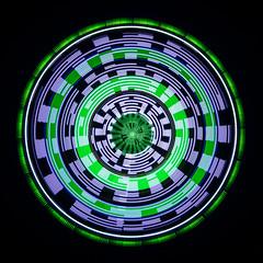 Path Seeker (auroramovement) Tags: circle rotation disc glpu lpwa kreisscheibe berlin lightpainting langzeitbelichtung bulb lightdraw oneexposure longexpo lichtkunstfotografie lichtperformance lapp lightart lightartphotography lightgraff lichtkunst lichtmalerei lichtspiel