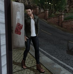 what do you want from me? (Booch Capelo) Tags: pumpkin secondlife dura festyle