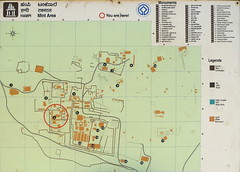 India - Karnataka - Hampi - Map (asienman) Tags: india unescoworldheritagesite karnataka hampi vijayanagara asienmanphotography