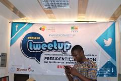 IMG_0102 (Seigla) Tags: bnin lection prsidentielle tweetup bninvote