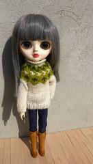 2 (Hongse_m) Tags: for sweater doll sale handmade ooak aussie custom bulma tangkou