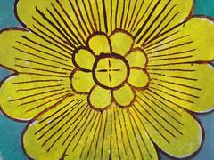 DSC09472 (scott_waterman) Tags: detail ink watercolor painting paper lotus gouache lotusflower scottwaterman