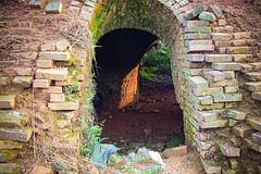 GTJ-2016-0419-9 (goteamjosh) Tags: brick abandoned hsinchu taiwan urbanexploration  kiln  taoyuan   guanxi longtan brickkiln    hoffmannkiln