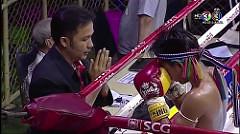 ศกจาวมวยไทย ชอง 3 2/3 16 มกราคม 2559 ยอนหลง Muaythai HD | Curves Game