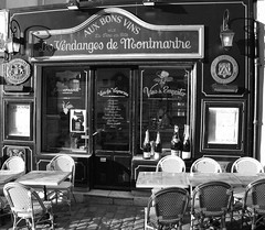 Paris Montmartre (6) (way of live) Tags: paris montmartre nb retro