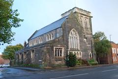 St Michael's Church, Derby (Notes of an Antiquary) Tags: urban church town 19thcentury markettown ecclesiastical derby queenstreet parishchurch