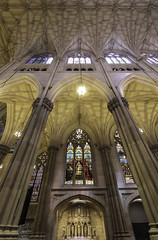 St Patrick's - Side Chapel (Lawrence OP) Tags: nyc newyork cathedral neogothic stpatricks