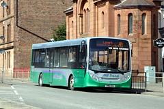 JMB Travel, Newmains SN16OSA (busmanscotland) Tags: travel ad 200 alexander dennis e200 osa enviro adl jmb newmains sn16 e20d sn16osa