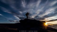 a mano aperta (TIMPICE) Tags: morning sky cloud sun mountain clouds landscape nikon nuvole alba valle natura montagna paesaggio mattino orco d90 canavese cimamares