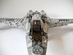 FS-3 Fighter (Unnecessary Chair) Tags: fighter lego spaceship moc