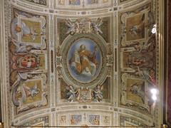 Galleria Palatina, Palazzo Pitti, Florence (Dimitris Graffin) Tags: palatine gallery ceiling florence firenze  palazzo pitti palace  interior
