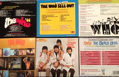 Bootlegs (Nobo Sprits) Tags: beach boys smile out 60s who brian 1966 butcher cover wilson beatles cds sell sixties bootlegs the smyle