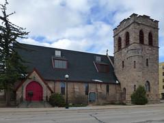 Cheyenne, WY St Mark's Episcopal Church (army.arch) Tags: church historic wyoming episcopal cheyenne historicpreservation wy nationalregister nationalregisterofhistoricplaces nrhp