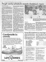 1986 AHS Football scanned newspaper article p004 dated August 30 1986 (ameshighschool) Tags: school sports newspaper football classmate classmates iowa scan highschool 1986 clipping highschoolreunion classreunion schoolmates schoolmate ahs athelete amesiowa ameshighschool ahsaa ahs1987 ameshighschoolalumniassociation ahs1986 ameshighclassof1986 ameshighclassof1987 1986ahs ahs1988 ameshighclassof1988 1987ahs 1988ahs