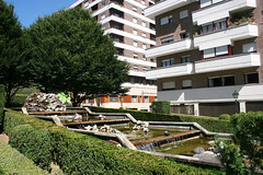 09-08-2013 037 (Jusotil_1943) Tags: fountain fuente hedges hedgerows setos 09082013