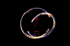 Fuochi (aiko .) Tags: blue circle fire play circo blu giallo luci fires luce fuoco yallow gioco linee fuochi strisce