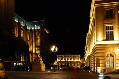 Metz (Lorraine / France) (p_jp55 (Jean-Paul)) Tags: france night frankreich lorraine nuit metz placedarmes saarlorlux lothringen