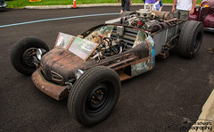 Mid Engined Rat Rod (scott597) Tags: columbus ohio ford rat rod ppg nationals mid goodguys 2015 engined