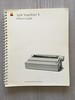 Apple ImageWriter II Owner Guide (Sameli) Tags: 2 apple book image ii writer guide manual 1985 