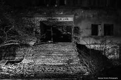(Giorgos-S) Tags: blackandwhite ruins fuji athens greece parnitha x100 acharnai