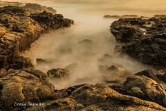 Makapu'u Beach sunrise (dweller by the crag) Tags: longexposure seascape beach sunrise hawaii seaside nikon oahu d750 makapuu