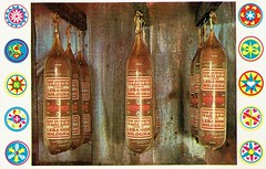 Weaver's Famous Lebanon Bologna, Lebanon, PA (Guy Clinch) Tags: postcard sausage bologna pennsylvaniadutch