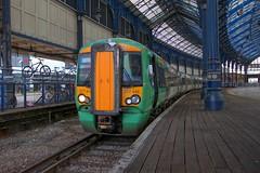 377445 (40011 MAURETANIA) Tags: train brighton transport southern emu britishrail unit 442 387 313 377 govia overallroof