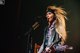 April 2, 2015 // Steel Panther at AB // Shot by Jurriaan Hodzelmans